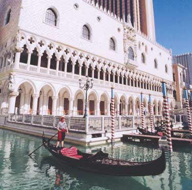 Canals of The Venetian