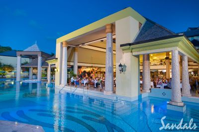 Sandals Regency St. La Toc